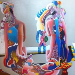 Lot 24, Valery Yershov, Composition NY13