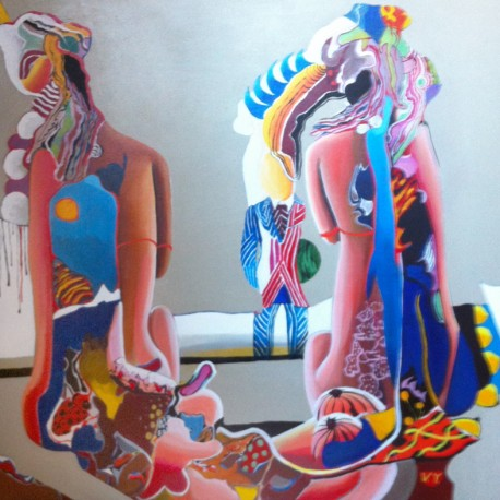 Lot 27, Valery Yershov, Composition NY13