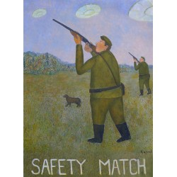 Lot 9, Andrey Karpov, Safety match