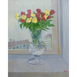 Lot 18, Elena Adamova, Bouquet