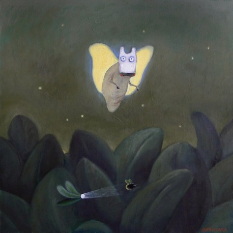 Eugenia Infelicina, Night Moth