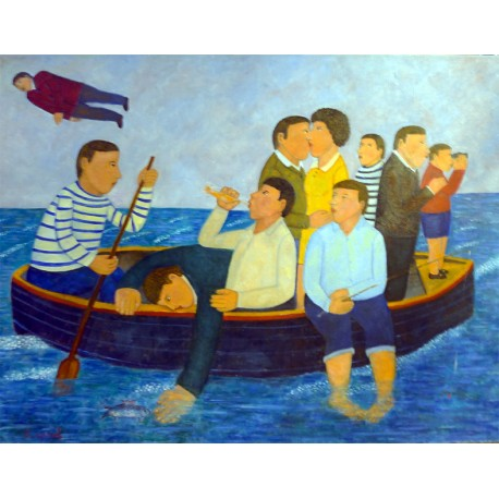 Andrey Karpov, Boat