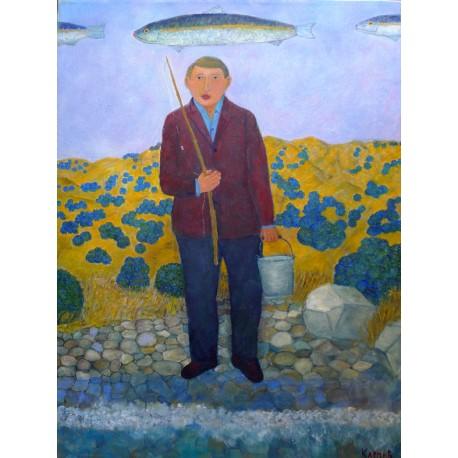 Andrey Karpov, Fisherman