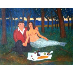 Andrey Karpov, Rendezvous with a mermaid