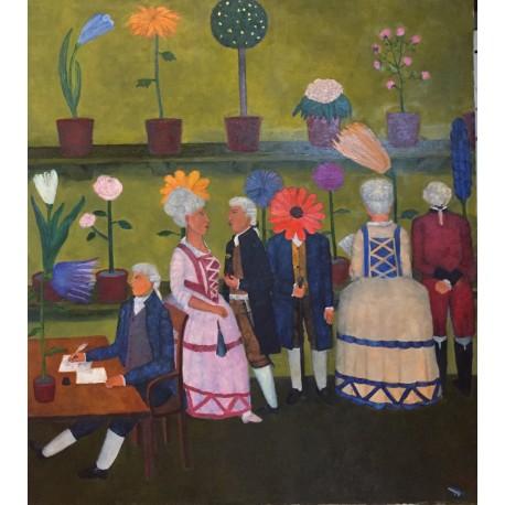 Andrey Karpov,  Botany lovers
