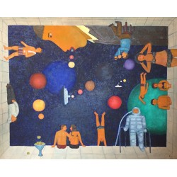 Andrey Karpov, Space as a pool