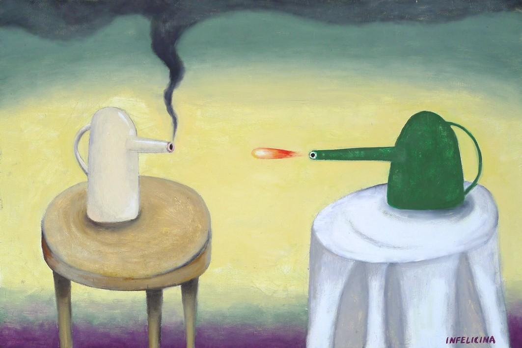 The Teapots War